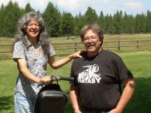 Doug and Gloria Watt
