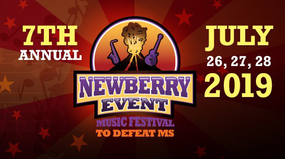 7th Annual Newberry Event JULY 2019