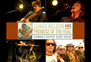 Lukas Nelson and Promise of the Real Will Play at The Newberry Event