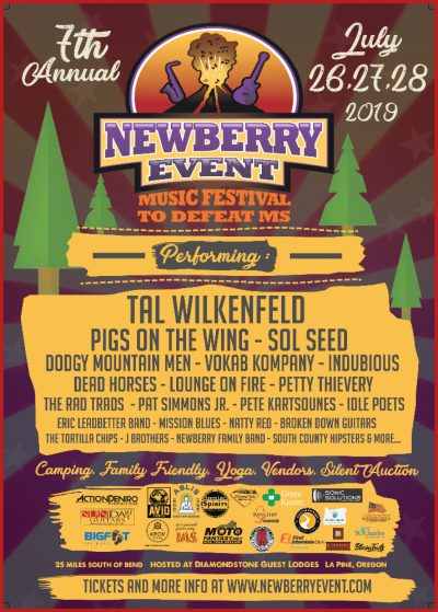 2019 NEWBERRY EVENT POSTER